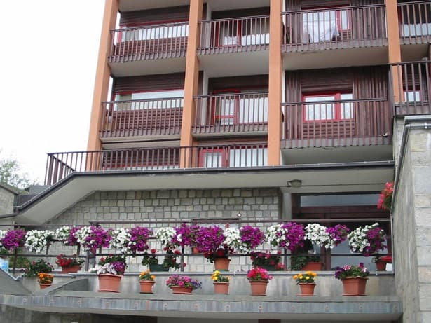 rent two room cit-roc  Sestriere